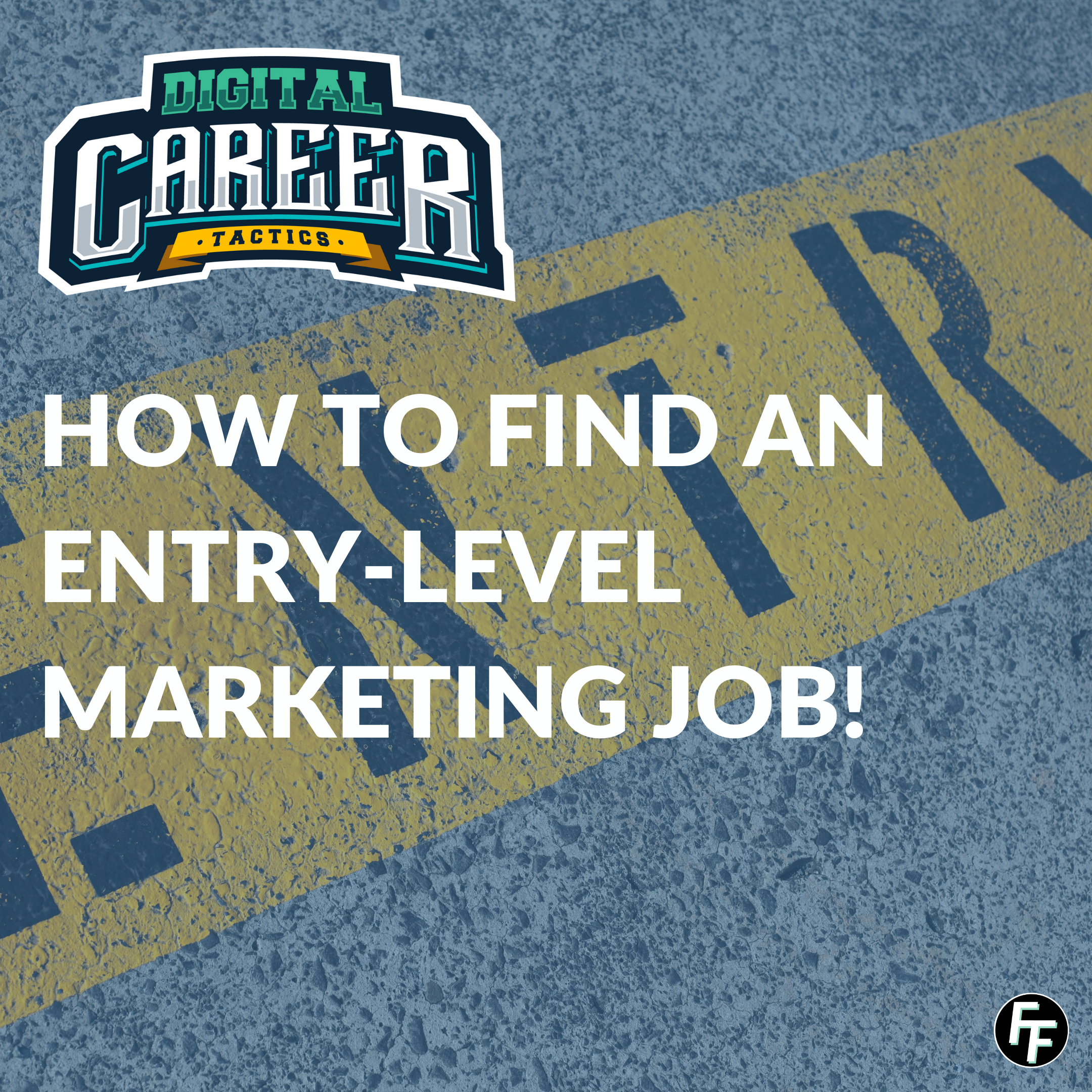 How To Find An Entry Marketing Job