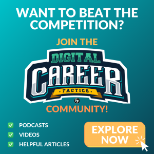 Digital Career Tactics